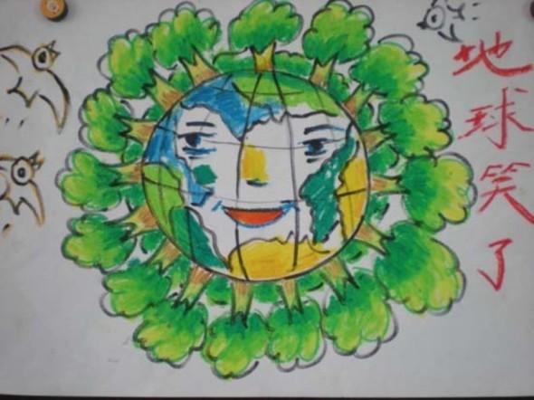 """2011年世界地球日活动主题为""""倡导绿色消费,支持绿色生产,."""