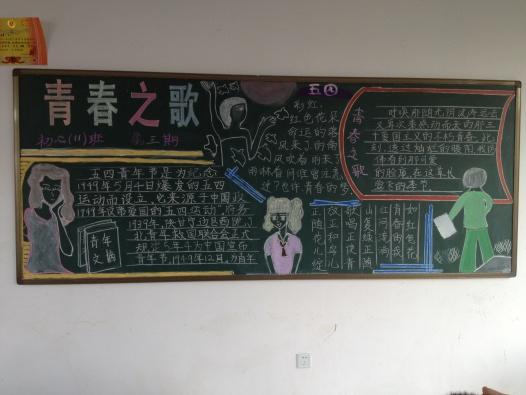 飞扬青春梦想黑板报; 高中梦想手抄报; 青春飞扬黑板报内容图片