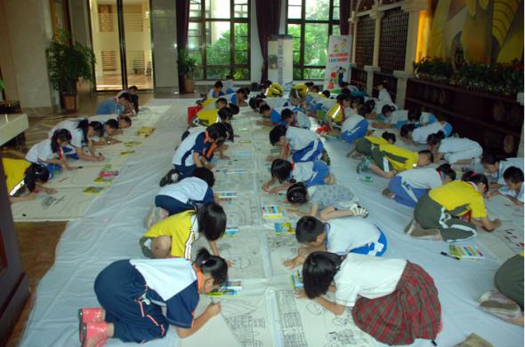 """沙田镇/5月30日上午,我镇举行2012沙田水韵文化节暨庆祝""""六一""""儿童..."""