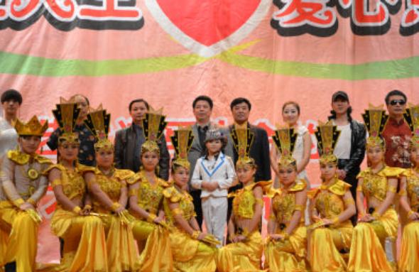 高德:北京市高中沙田残疾人艺术团来市第十之声国中学心灵图片